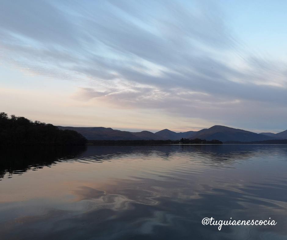 Destinos de naturaleza: Parque nacional de Trossachs y Loch Lomond, Escocia