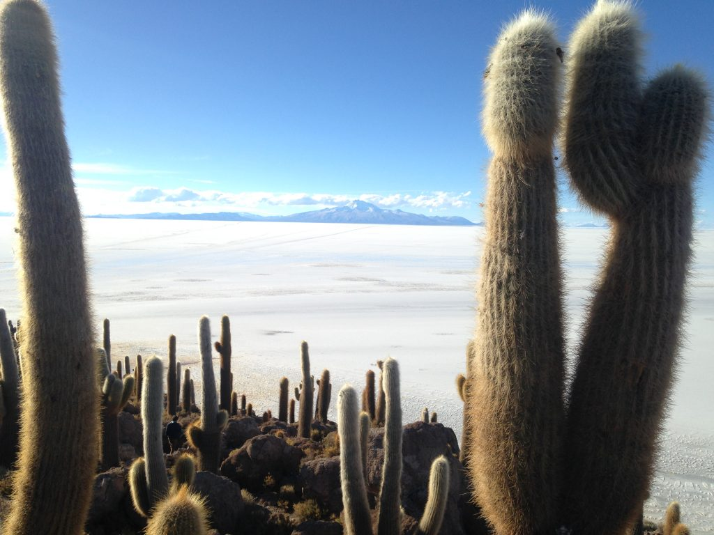 Destinos de naturaleza: Salar de Uyuni, Bolivia